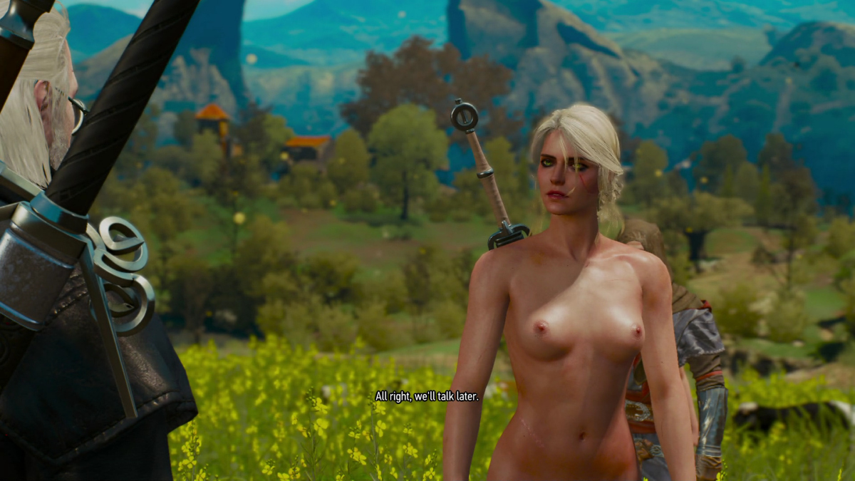 The witcher nude skins consider