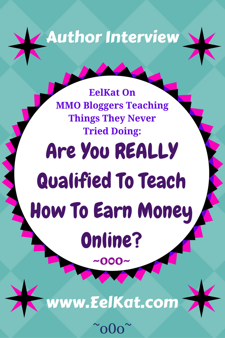 Are You REALLY Qualified To Teach How To Earn Money Online?