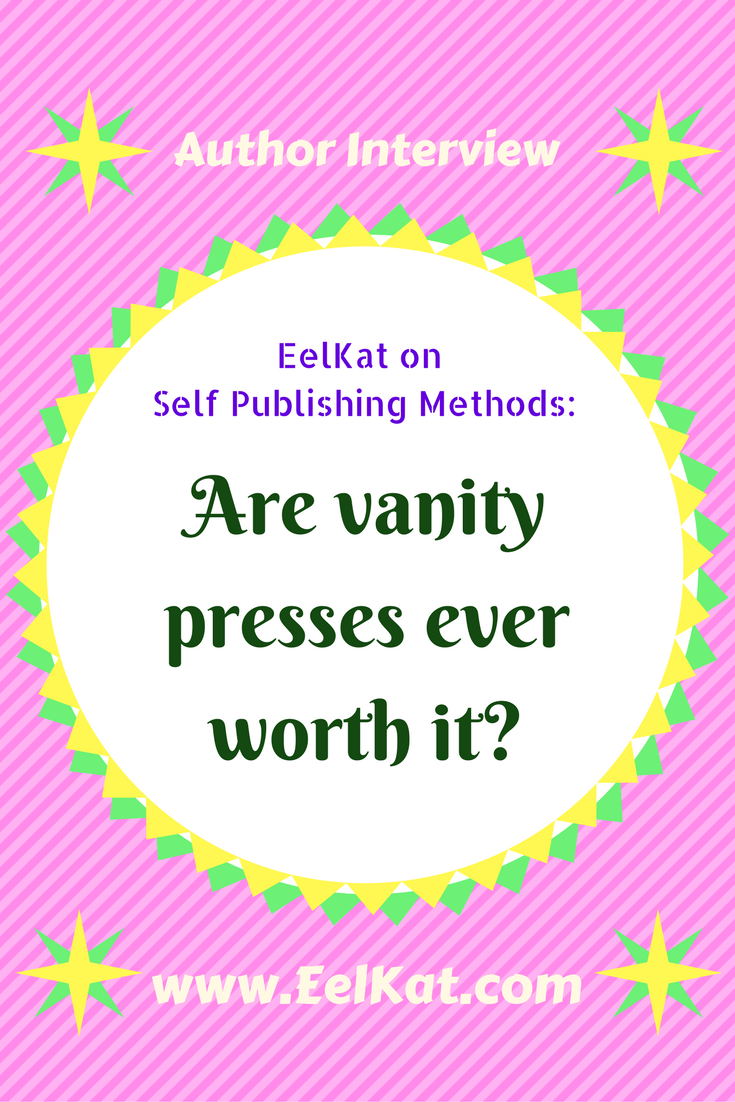 However, There Is NO Legitimate Vanity Press Company Out There Who EVER  Contacts The Author, Or Says Anything About Offering Free Stuff.
