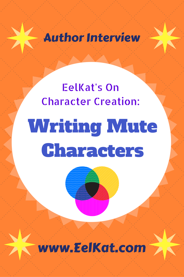 how to write mute characters