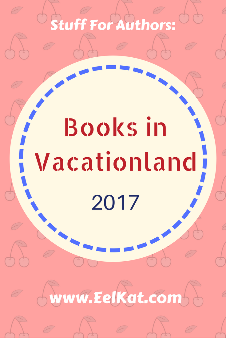 Books in Vacationland 2017