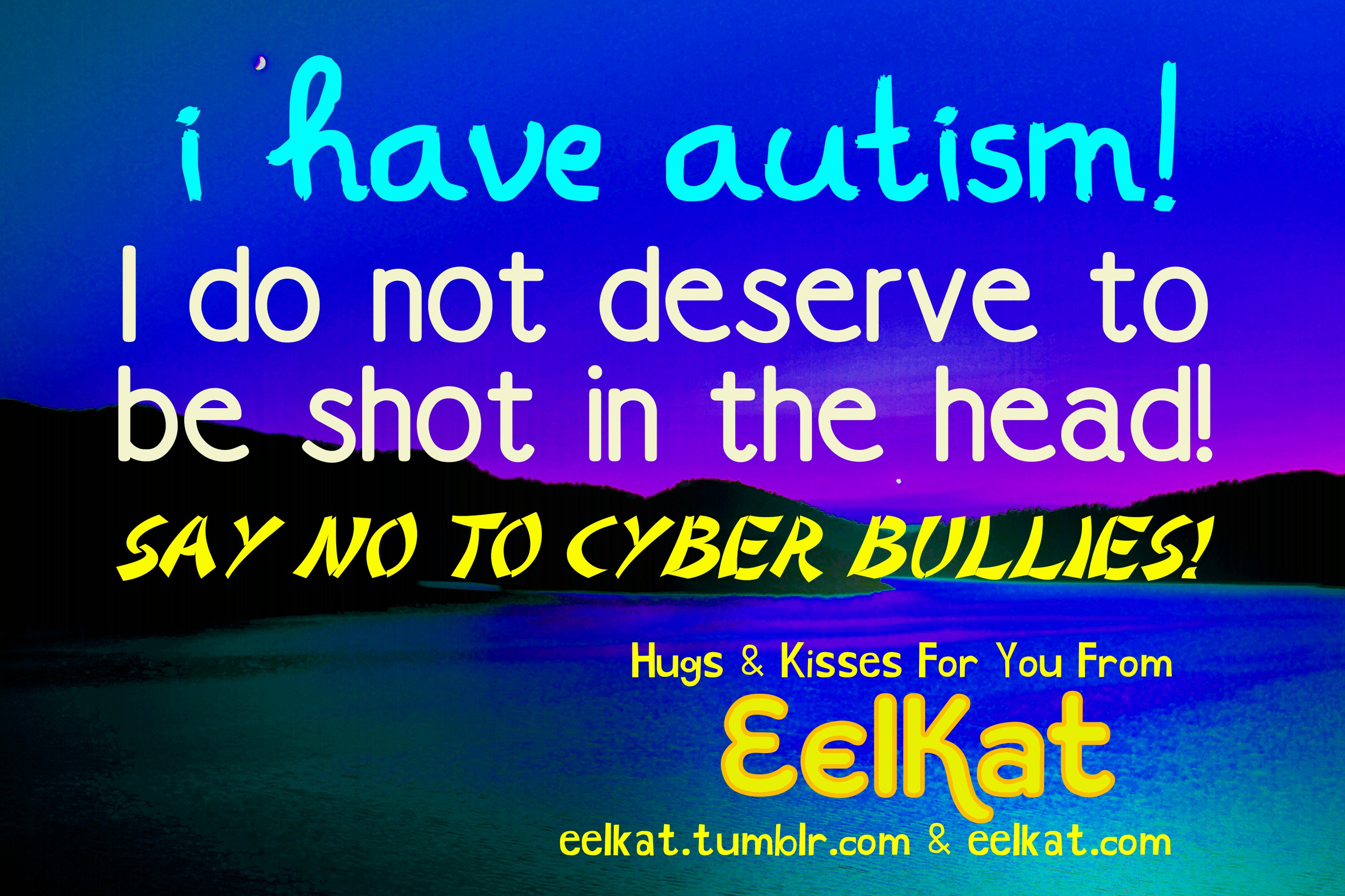 How to write erotica say no to cyber bullies end discrimination against autism fandeluxe Gallery